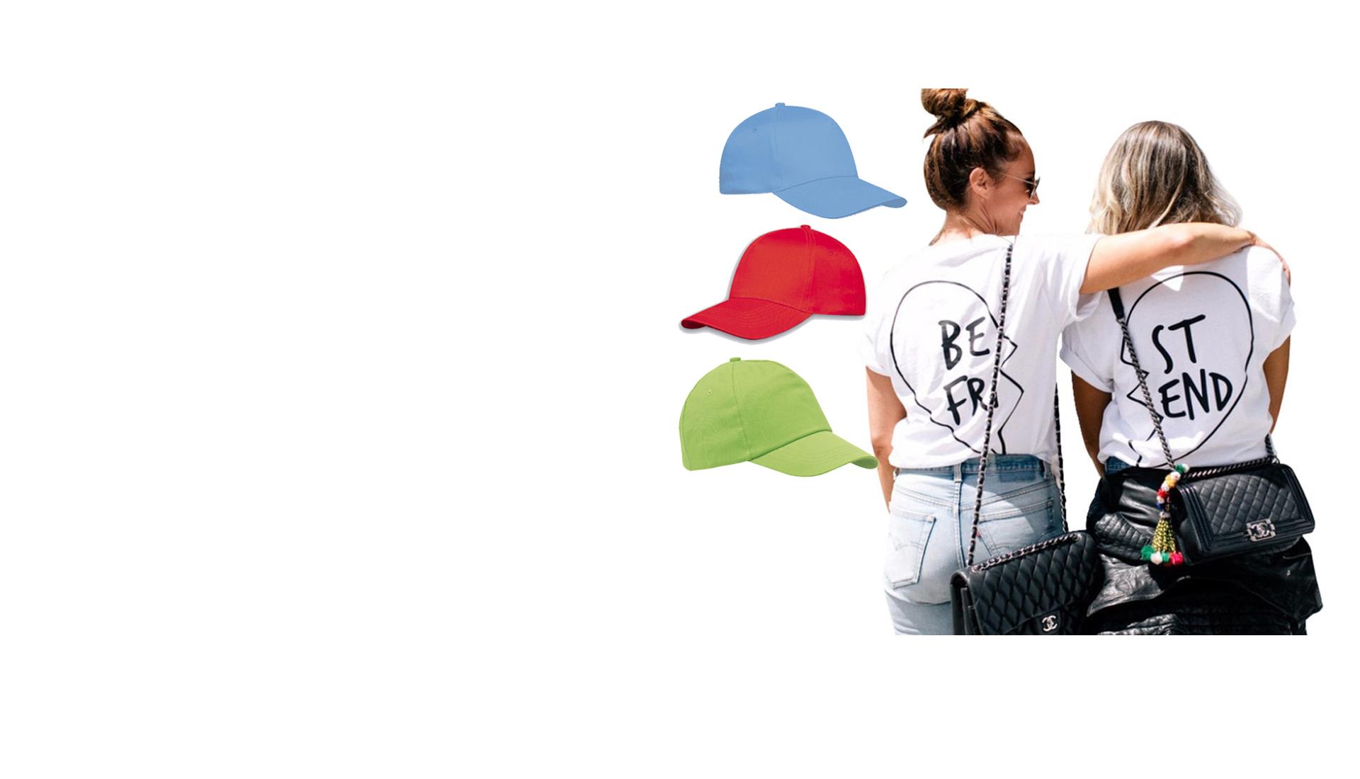 E' Tempo di T-shirt e Cappellini